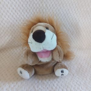 Other - SRA Lion hand puppet light brown 10 inch